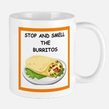 a funny food joke Mugs