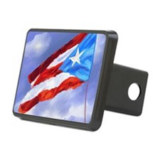 Cute Puerto rico Hitch Cover