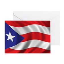 Cute Puerto rican Greeting Card