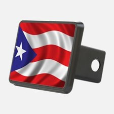 Unique Puerto rico flag Hitch Cover