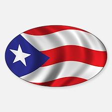 Cute Puerto rican Decal