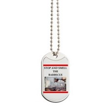 barbecue Dog Tags