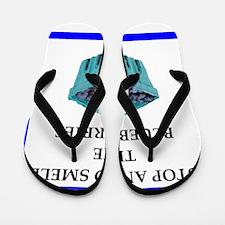 blueberry Flip Flops