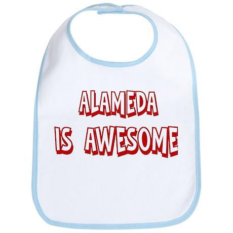 Alameda is awesome Bib