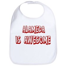 Alameda is awesome Bib