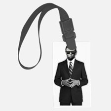 Lincoln Serious Business Luggage Tag