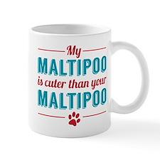 Cuter Maltipoo Mugs