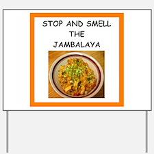 jambayala Yard Sign