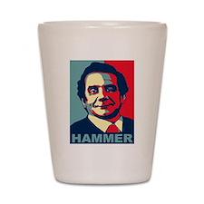 Charles Krauthammer, 2016 Shot Glass