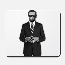 Lincoln Serious Business Mousepad