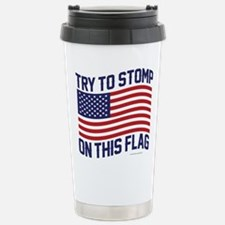 Try to Stomp on this Fl Travel Mug