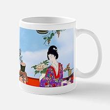 Geisha, Musicians, Kimonos ! Mugs