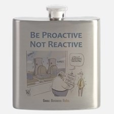 Be Proactive Not Reactive Flask
