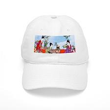 Geisha, Musicians, Kimonos ! Baseball Cap