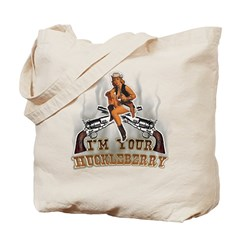 im your huckle berry Tote Bag