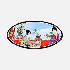Geisha, Musicians, Kimonos ! Patch