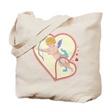 Lovely Cupid Tote Bag