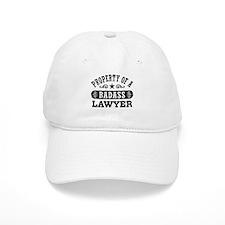 Property of a Badass Lawyer Baseball Cap