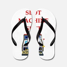 slot machine Flip Flops