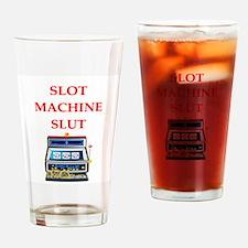 slot machine Drinking Glass