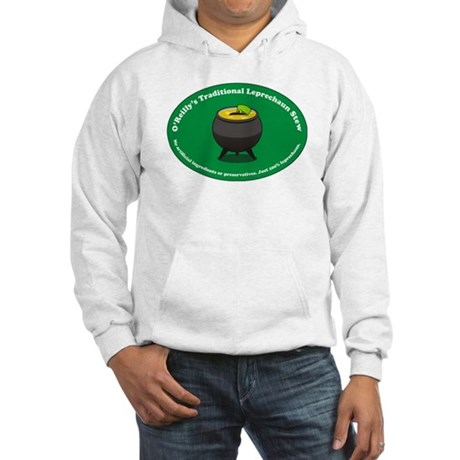 Leprechaun Stew Hooded Sweatshirt