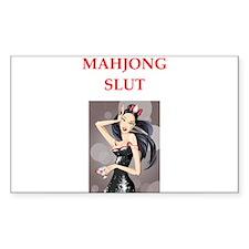mahjong Decal