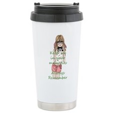 Keep me in your memory Travel Mug