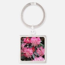 Pink Rhododendrons Keychains