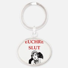 euchre Keychains