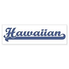 Hawaiian (sport) Bumper Bumper Sticker