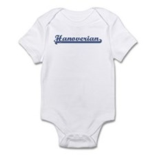 Hanoverian (sport) Infant Bodysuit