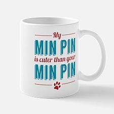 Cuter Min Pin Mugs