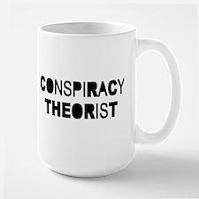 Conspiracy Large Mug