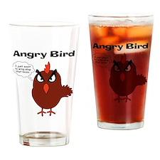 Cute Chicken wing Drinking Glass