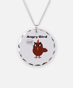 Cute Angry birds Necklace