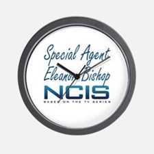Special Agent Eleanor Bishop Wall Clock