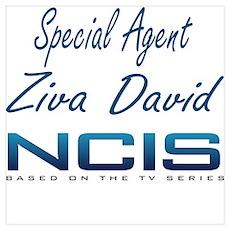 Special Agent Ziva David Poster