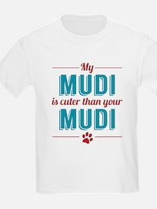 Cuter Mudi T-Shirt