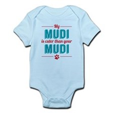 Cuter Mudi Body Suit