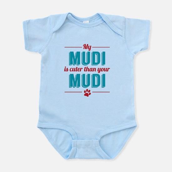 Cuter Mudi Body Suit