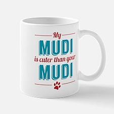 Cuter Mudi Mugs