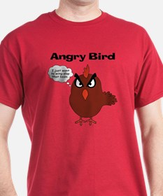Funny Angry birds T-Shirt
