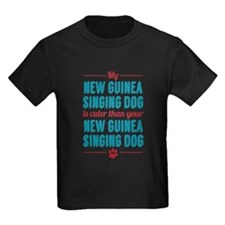New Guinea Singing Dog T-Shirt