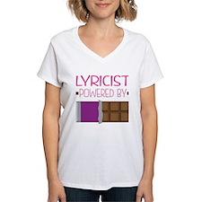 Lyricist Shirt