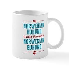 My Norwegian Buhund Mugs