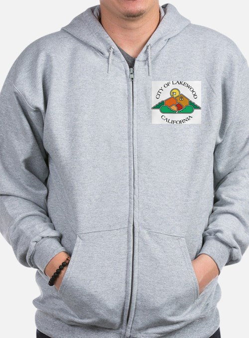 City of Lakewood Zip Hoodie
