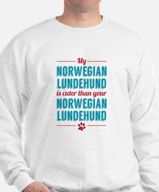 My Norwegian Lundehund Sweatshirt
