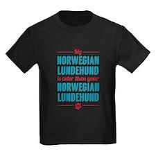 My Norwegian Lundehund T-Shirt