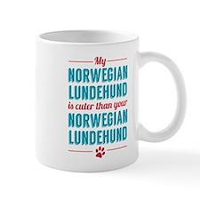 My Norwegian Lundehund Mugs
