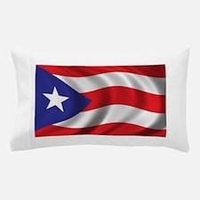 Puerto Rico Flag (bright) Pillow Case